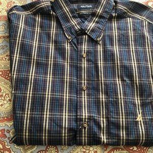 Men's Extra Large button up shirt